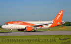 DSC 0007 -- <p>G-EZRJ, Airbus A320-200, Easyjet.</ br>