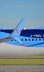 DSC 0010 -- <p>Closeup of the Scimitars on G_FDZU, Boeing 737-800, TUI.</ br> 23L Hold, Southside, Manchester Airport, 14th May 2018.</p>