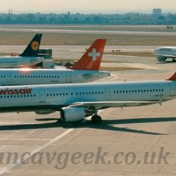 London Heathrow 24th July 1995
