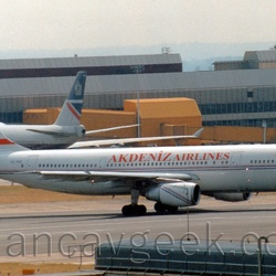 London Heathrow 31st July 1995