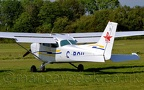 DSC 0007 -- G-BOIL, Cessna 172N, at City Airport Manchester (Barton), 23rd May 2019.