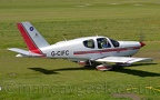DSC 0029 -- G-CIFC, SOCATA TB200 Tobago XL, at Barton, 23rd May 2019.