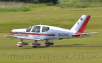 DSC 0037 -- G-CIFC, SOCATA TB200 Tobago XL, at Barton, 23rd May 2019.