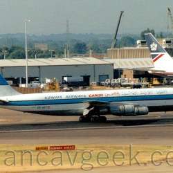 London Heathrow 30th October 1994